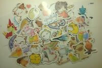 Choose Your Animal Stickers - Cats, Hamsters, MORE! - USA Seller