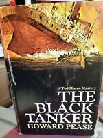 1941 Printing Howard Pease THE BLACK TANKER  w dust jacket Doubleday
