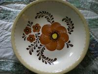 vintage Royal China pasta spaghetti bowl