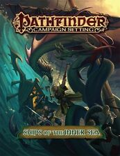 Pathfinder Campaign Setting RPG Roleplaying Game: Ships of the Inner Sea New