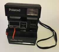 Working TESTED Polaroid OneStep Flash Instant Camera Used 600 635 636 637