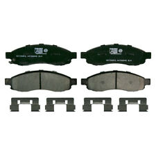 Disc Brake Pad Set Front Federated D1015C