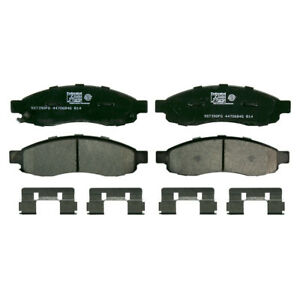 Disc Brake Pad Set-SST Front Federated D1015C