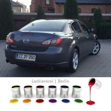 Mazda 6 2007-2010 STOßSTANGE Stoßfänger HINTEN LACKIERT IN WÜNSCHFARBE, NEU!