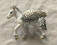 Schleich Bayala Pegasus Winged Horse White Foal Fantasy Figure AM Limes 73527