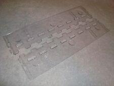 LGB 20582 SERIES F7 B UNIT DIESEL LOCO CLEAR SIDE WINDOW INSERT PARTS SET 2 PCS!