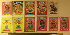 ORIGINAL GARBAGE PAIL KIDS SERIES 3 CARDS 11 SERIES 3 GPK CARDS FREE SHIPPING