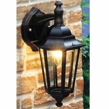 Aluminum Lantern Wall Mount Outdoor Light Fixtures