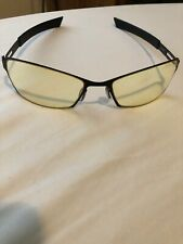 Gunnar Optiks Scope Computer Glasses Onyx/Carbon Amber Lens