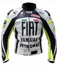 YAMAHA MOTORBIKE LEATHER JACKET / MOTORCYCLE LEATHER JACKET NEW STYLE