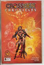 Crossgen Comics Crossgen Chronicles #6 March 2002 NM-