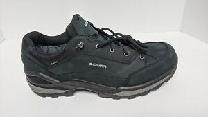 Lowa Renegade GTX Lo Hiking Shoes, Black, Men's 11.5 M