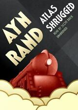 Atlas Shrugged : New Edition by Ayn Rand (2008, CD, Unabridged)