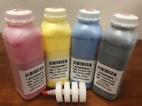 (200g x 4) Toner Refill for Xerox Workcentre 7120 7125 7220 7225 - ECONOMY SIZE