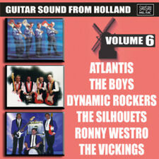 Various Artists - Guitar Sound from Holland 6 [New CD]
