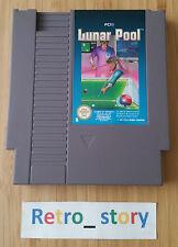 Nintendo NES Lunar Pool PAL