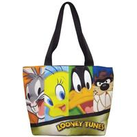 Westland Giftware Polyester Tote Bag, Looney Tunes