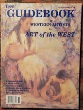 Guidebook of Western Artists Art of the West 1996