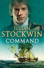 Command: Thomas Kydd 7,Julian Stockwin- 9780340898550