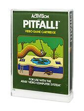 Atari 2600 Boxed Video Game Acrylic Display Case