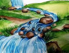 DONNANGELO - River of Life- Lithograph