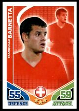 Match Attax World Cup 2010 - Tranquillo Barnetta Switzerland