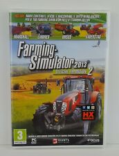FARMING SIMULATOR 2013 OFFICIAL EXPANSION 2 - PC - NUOVO FACTORY SEALED