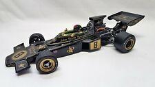 Exoto GPC97030 - Lotus 72D car #8 Emerson Fittipaldi 1972 British F1 GP WInner