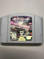 NFL Blitz N64 (Nintendo 64, 1997) Authentic Game RARE HTF Football Game