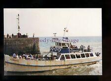 FE2530 - Bridlington Excursion Ferry - Flamborian , built 1938 - postcard