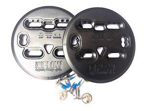 Flow Snowboard Bindings - NX2 Aluminium Multi Disc Kit - Replacement Pair Black