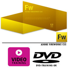 Adobe Fireworks Cs5 – Profesional Video tutorial de formación Dvd