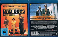 BAD BOYS - HARTE JUNGS --- Blu-ray --- 20th Anniversary Edition --- Uncut ---