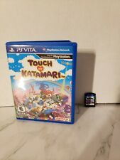 Touch My Katamari (Sony PlayStation Vita, 2012) Tested, Complete