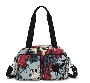 Kipling Shoulder Bag COOL DEFEA Handbag Cross Body CASUAL FLOWER FW21 RRP £87