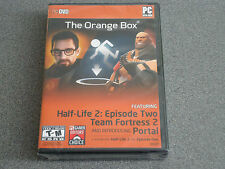 The Orange Box: Half Life 2, Team Fortress 2 & Portal   PC DVD-ROM Thick Case