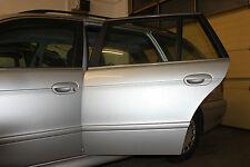 Tür Außentür hinten links titansilber met. 354/7 * BMW 5er E39 Touring
