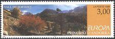 Andorra 1999 Europa/National Parks/Gardens/Trees/Forest/Nature 1v (n42870)