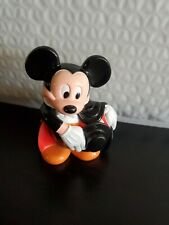 Vintage 80s Mickey Mouse Plastic Gumball holder