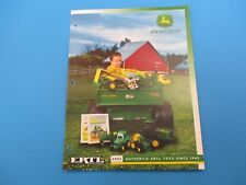 Original John Deere Sale Brochure 2002 Authentic ERTL Toy Catalog M3025