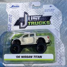 New Listing2006 '06 Nissan Titan 4X4 Pickup Just Trucks Wave 28 Diecast 2020 Jada