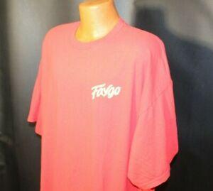 FAYGO Beverage Company Red Pop Men's 3XL Tee T-Shirt Short Sleeve Soda Gildan