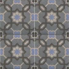 Encaustic Look Tiles -- Nostalgia 25 250x250mm Matt Glaze Floor Tiles (per M2)