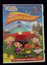Baby Einstein Rockets Firebird Rescue Dvd