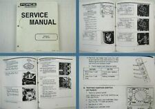Force Outboards 90 120 HP Service Manual 1993