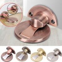 Stainless Steel Strong Magnetic Door Stop Stopper Holder Catch Door Suction