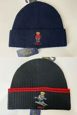 Polo Ralph Lauren Bear Cuff Beanie Hat