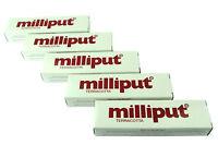 5 Packs Terracotta Milliput Epoxy Putty Modelling Filler Ceramic Repair X1016d