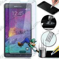 1 Film Verre Trempe Protecteur Protection Samsung Galaxy Note 4 SM-N910F N910C