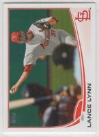 2013 Topps Baseball Saint Louis Cardinals Team Set